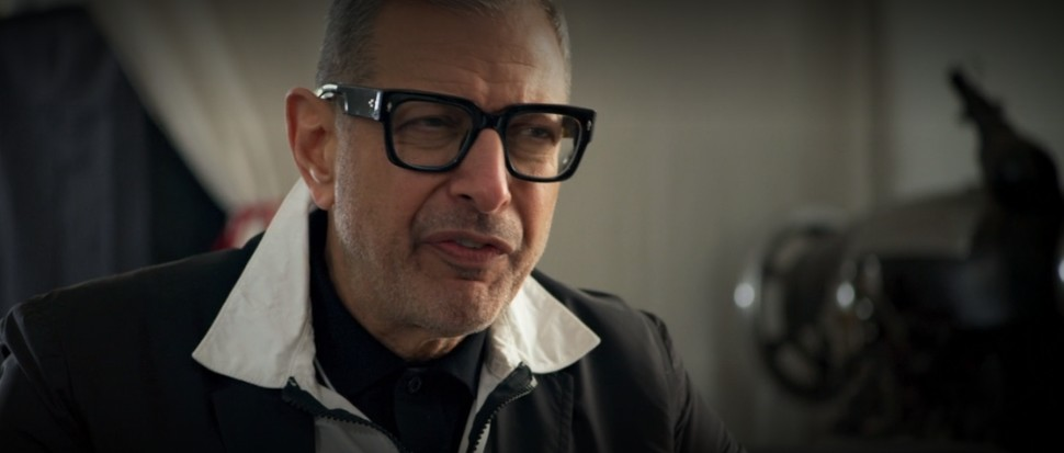 Jeff Goldblum on Disney Plus